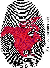 nord, america-fingerprint