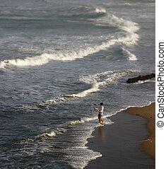 nord, pesca, california's, costa
