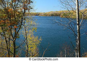 nord, sagamore, mine, -, lac, minnesota