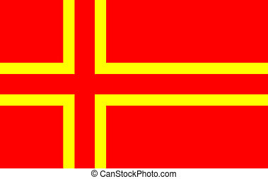 Nordic Cross - The Mouvement Normand adopted this flag in...