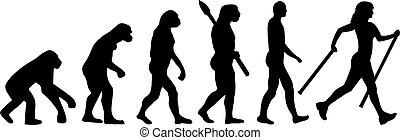 Nordic Walking Evolution