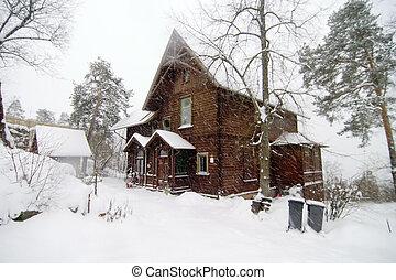 nordstrand, villa