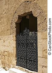 Norman Doorway