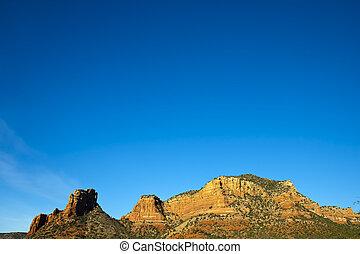 norteamericano, desierto