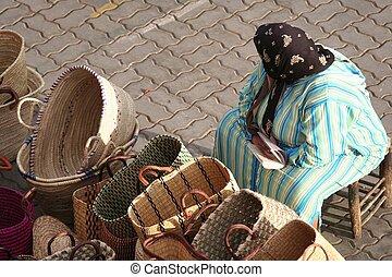 North african market