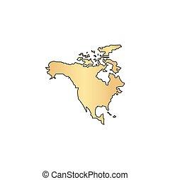 north america computer symbol