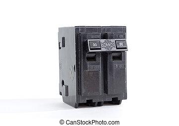 North American electric circuit breaker
