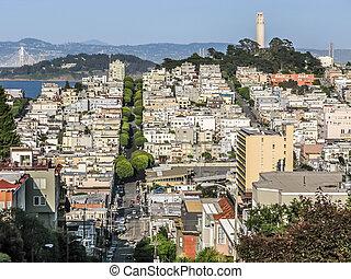 North Beach and Telegraph Hill, San Francisco - SAN...