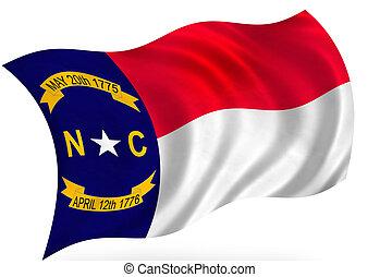 North-Carolina - North Carolina (USA) flag
