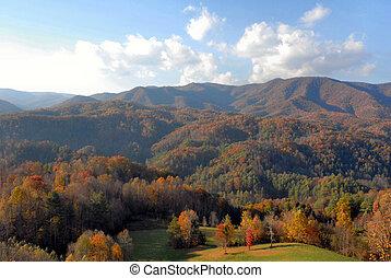 North Carolina in the Fall