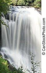 North Carolina waterfall