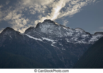 North Cascades Natl Park - Colonial Peak, North Cascades ...
