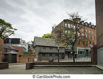 North End in Boston