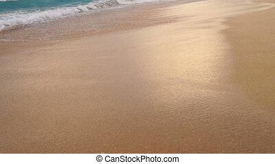 North Shore Oahu Hawaii Pacific Ocean Surf Sand
