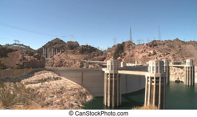 North side of Hoover Dam (3 of 6)