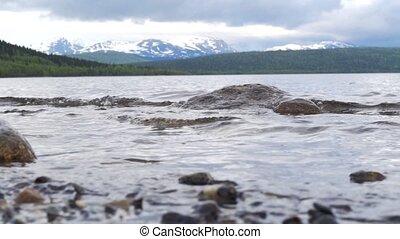 north sweden in summer