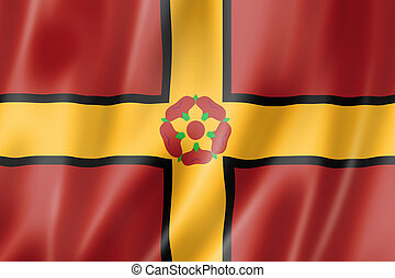 Northamptonshire County flag, UK - Northamptonshire County ...