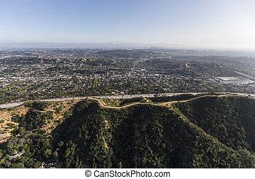 Northeast Los Angeles Aerial