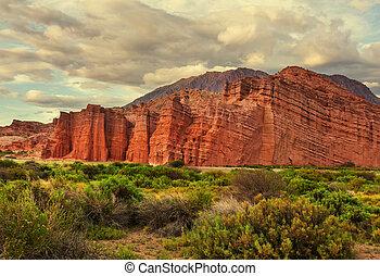 Northern Argentina - Landscapes of Northern Argentina