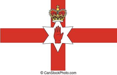 Northern Ireland state flag