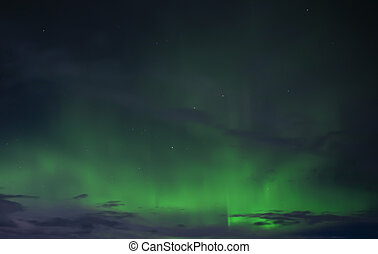 Northern Light Sky