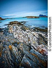 Northern Norway Coastline