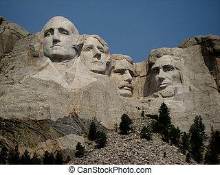 Mount Rushmore - Northern Plains South Dakota Mount Rushmore