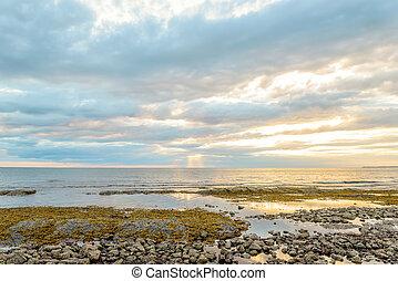 Northumberland shore near the Confederation Bridge (Prince...