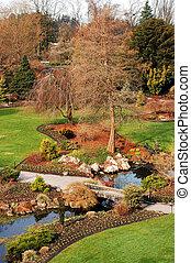 Northwest botanical gardens