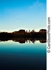 northwoods, lac