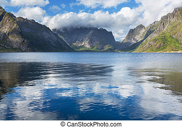 norvège, paysages