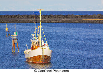norvegese, peschereccio