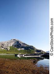 norvegia, costa