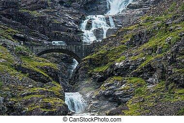 Norway Camper Van Trip