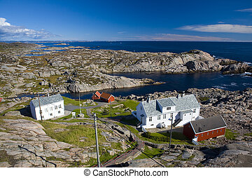 Norway  - landscape near Lindesnes, Norway