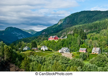 Norway, stunning natural landscape