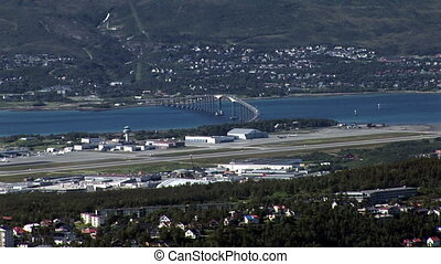 Norway - Tromso Panoramic - Travel destination - Northern...