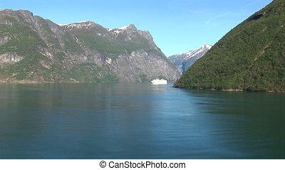 norwegen, Fjorde, Segeln