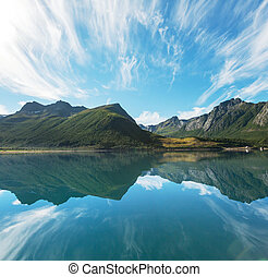 norwegen, nördlich