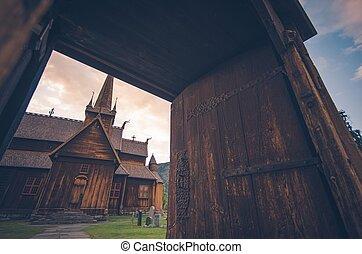 Norwegian Ancient Architecture