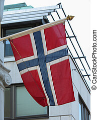 Norwegian Flag of Norway