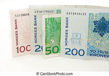 Norwegian kroner 3