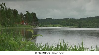 Norwegian Lake - Untouched and stabilized material, watch ...