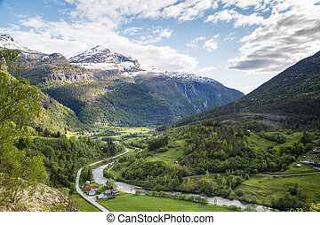 Norwegian Western Mountains