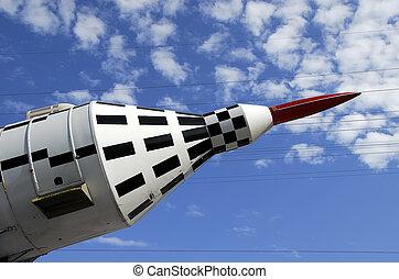 Rocket - Nose Cone of a Rocket