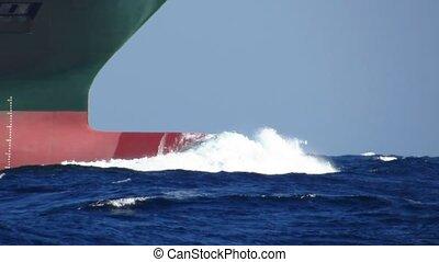 Nose tanker