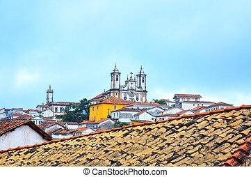 Nossa Senhora do Carmo, Ouro Preto, Minas Gerais (Brazil)