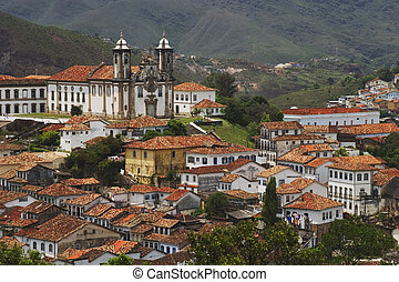 Nossa Senhora do Carmo - Baroque Church of Nossa Senhora do...