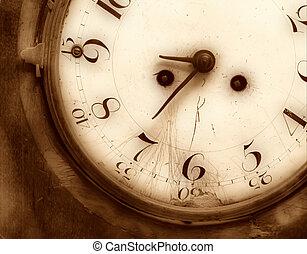 Nostalgia - Old broken clock