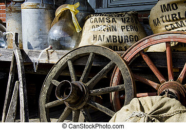Old items from the farm